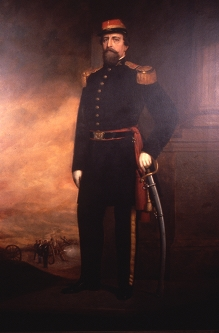Major James Burdge Walton
