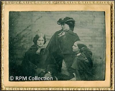 The Bronte Sisters - A True Likeness? - Emily Bronte